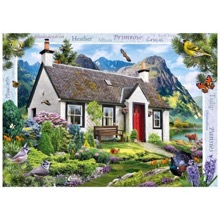 The Lochside Cottage 1000 Piece