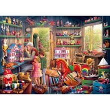 Toymaker's Workshop 1000-piece Jigsaw