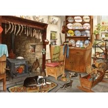 Fishermans Cottage 500 XL Piece Jigsaw