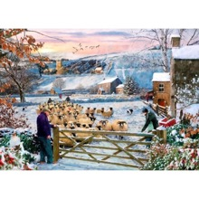 Herding the Flock 500 XL Piece Jigsaw