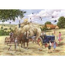 Making Hay 500 XL Piece Jigsaw