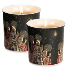 Set of Two Three Kings Votive's