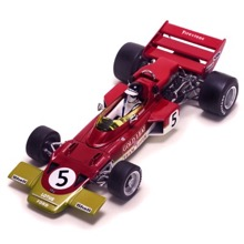 Jochen Rindt's 1:18 scale Lotus 72C  1970 British GP Winner