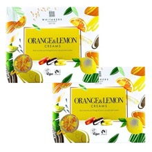 Orange & Lemon Cremes