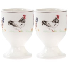 Country Chicken Egg Cups