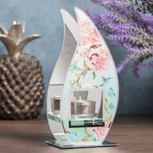 Oriental Blossom Tea Light Holder