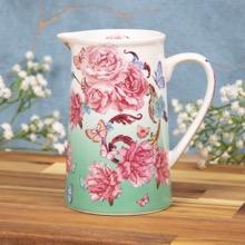Oriental Blossom Jug