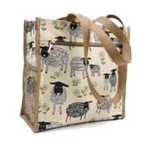 Spring Lamb Shopper Bag
