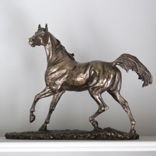 The Stallion Figurine
