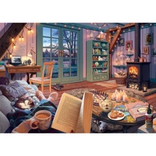 The Cosy Shed 1000 Piece Jigsaw