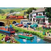 Exploring The Dales 1000 Piece Jigsaw