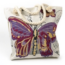 All of a Flutter Butterfly Bag