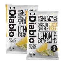 Sugar Free Lemon & Cream Saver Set