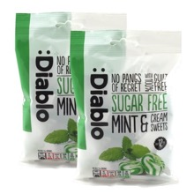 Sugar Free Mint & Cream Saver Set