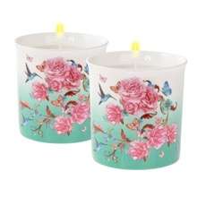 Orient Blossom Candle Set