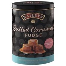 Baileys Sea Salt Caramel Fudge
