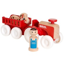 My Home Town Farm Tractor Set