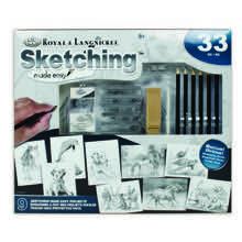 Drawing Made Easy 26 Piece Set