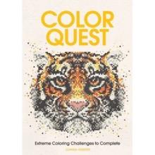 Colour Quest Colouring Book