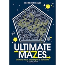 Ultimate Mazes Book