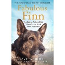 Fabulous Finn The Brave Police Dog