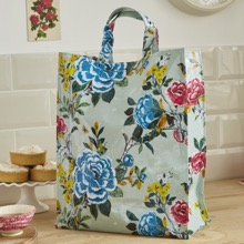 Fantastic Florals PVC Shopper