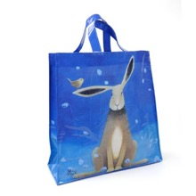 Hare Bells Tote Bag