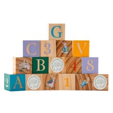 Peter Rabbit Wooden Blocks
