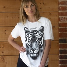 Endangered Tiger T-Shirt