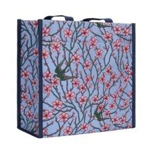 Oriental Blossom Shopper Bag