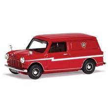 The Red Arrows Morris Mini Van