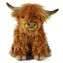 Horace the Highland Cow