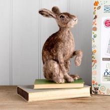 Hare Needle Felt Kit