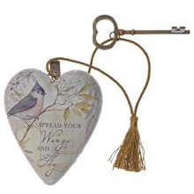 Spread Your Wings and Fly Keepsake