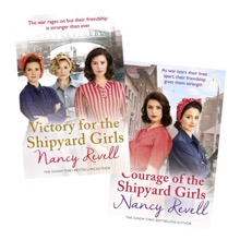 Set of Two Nancy Revell Series