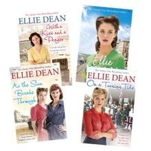 Set of Four Saga Titles Ellie Dean