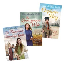 Set of Three Elizabeth Gill Titles