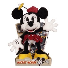 Minnie 90th Anniversary Collectable