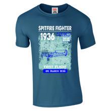 First Flight Spitfire