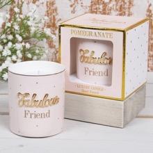 Fabulous Friend Candle Saver Set