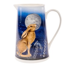Moon Gazing Hare Jug