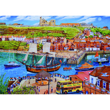 Endeavour at Whitby 1000-Piece Jigsaw