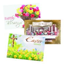 Easter Blessing Card Saver Set