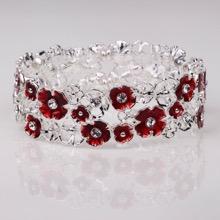 Poppy Magnetic Hematite Bracelets