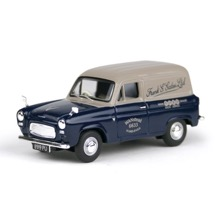 Ford 300E Thames Van - Gates Ford Dealers