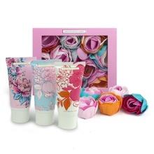 Pear Blossom Bathing & Cream Set